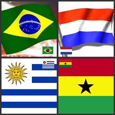 Cuartos De Final Del Mundial 2010