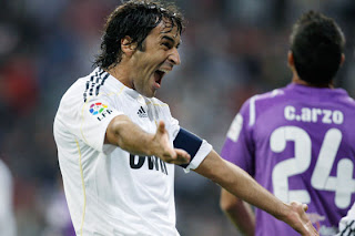 Raul Se Despide Del Real Madrid