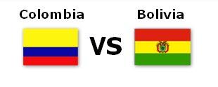 Resultado Del Partido Colombia vs Bolivia