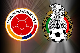 Ver Colombia Vs Mexico Online en Vivo