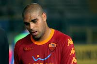 Adriano Fue Elegido Como El Peor Jugador Del Calcio 2010