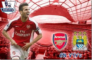 Ver Arsenal Vs Manchester City Online En Vivo – Liga Premier 5 De Enero Del 2011