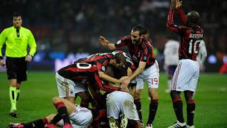 Milan Sigue Imparable En Liga Italiana