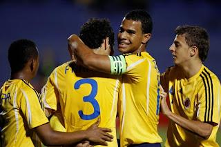 Resultado Partido Colombia ( 0 ) Vs Uruguay ( 1 ) – Fase Final Suramericano Sub 20
