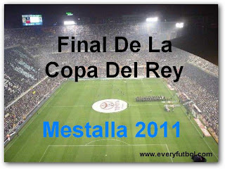 Mestalla Será La Sede De La Final De La Copa Del Rey