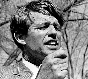 Robert Kennedy term paper thesis?