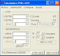 Un poco de todo conversor de coordenadas for Calculadora pasi