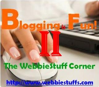 tutorial series on blogcreation and customization using free gratis blog platform blogger