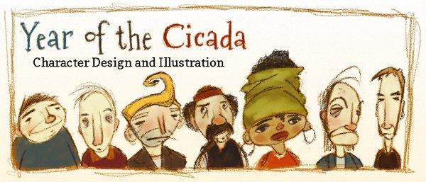 year of the cicada