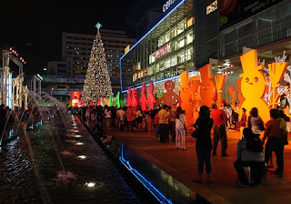 Christmas on Central World