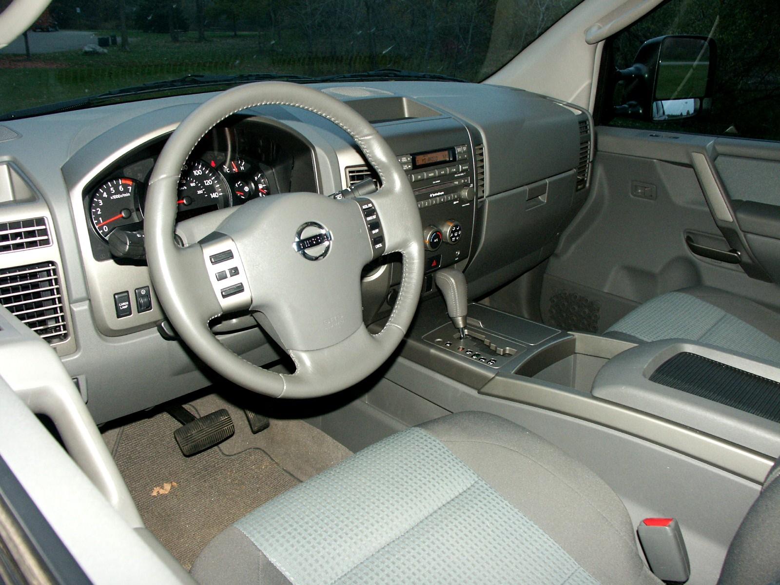 Car high performance nissan titan review and price 2011 nissan titan interior vanachro Gallery