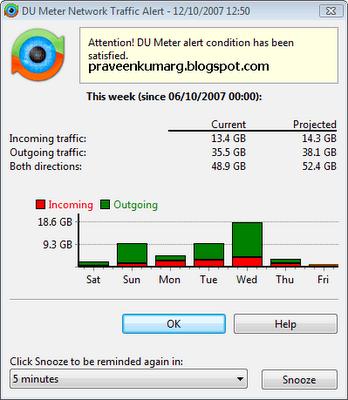 DU meter screen2