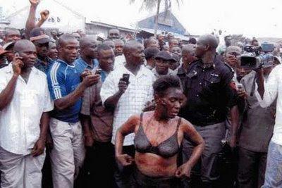 wanita nigeria
