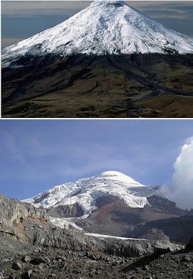 gunung chimborazo