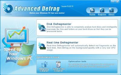 Advanced Defrag Mantap!!