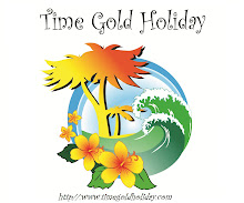 Logo Time Gold Holiday