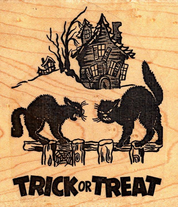 Vintage Trick Or Treat Bags Of vintage trick or treat Vintage Trick Or Treaters