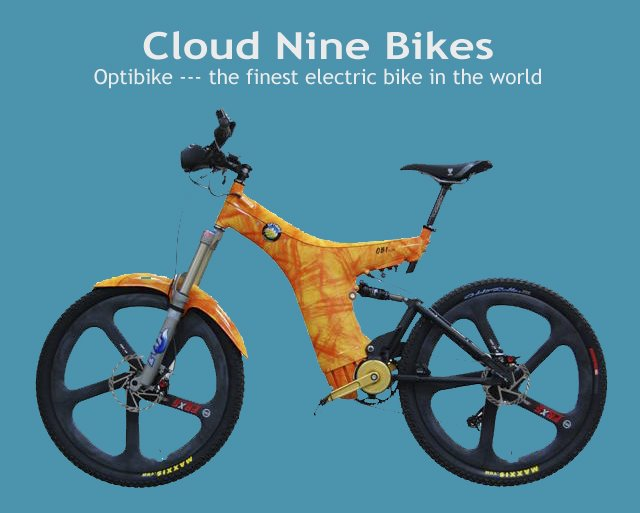 Cloud Nine Bikes