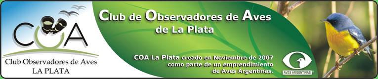 CLUB DE OBSERVADORES DE AVES  LA PLATA