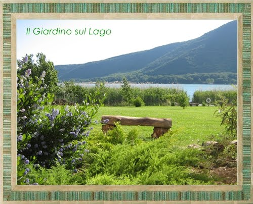 Il giardino sul lago