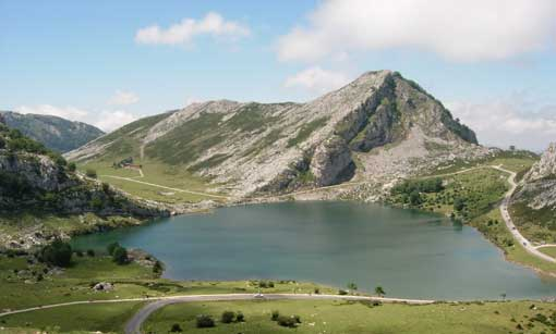 Lagos de Covadonga,hoteles,visitas,fotos