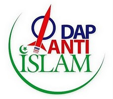 DAP Anti Islam