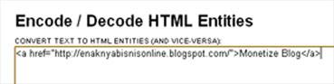 Encode Decode