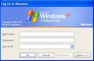 Cara Menjebol Password Windows XP