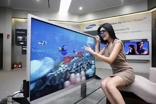 Harga dan Spesifikasi Samsung 3D LED TV