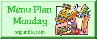 mpm121 Menu Plan Monday   September 8th
