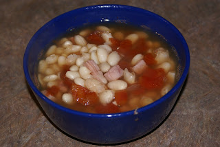 Soup White Bean and Ham Soup