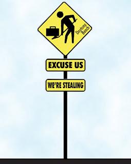Daytona Beach: Excuse Us, We Are Stealing
