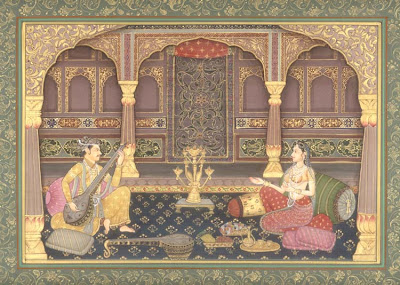 Unlike the physical love depicted in Indian erotic art, ghazals operate on ...