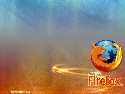 destop imagine de la firefox