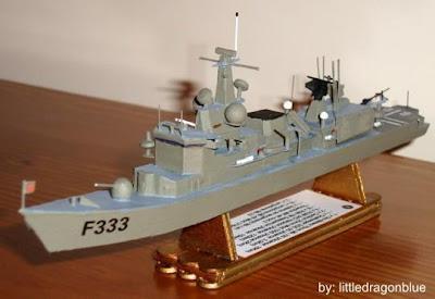Fragata - NRP Bartolomeu Dias (F-333)