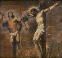 The Penitent on the Cross