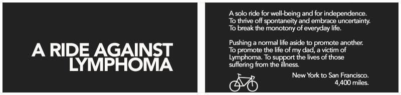 A Ride Against Lymphoma