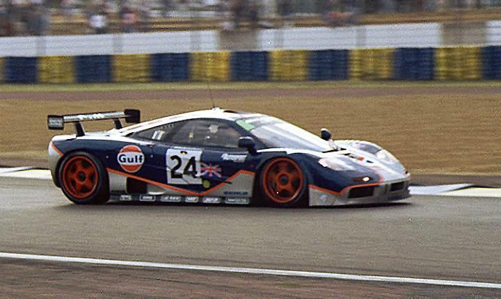 RM Style Le Mans McLaren F1 GTR Gulf N24