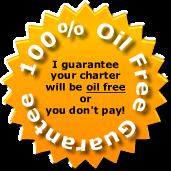 oil free guarantee