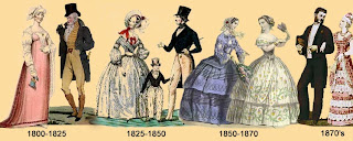in 1800s  there wre new social