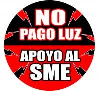 APOYA AL SME! NO PAGUES LUZ!
