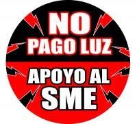 APOYA AL SME! ¡NO PAGUES LUZ!