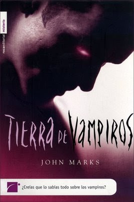 Tierra de Vampiros Marks,+John+-+Tierra+de+vampiros-Tapa