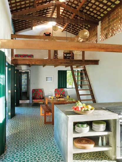 decoracao de sala humilde : decoracao de sala humilde:, simples mais charmoso , composto por ladrilhos hidráulicos de