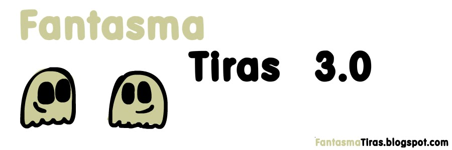 Fantasma  Tiras