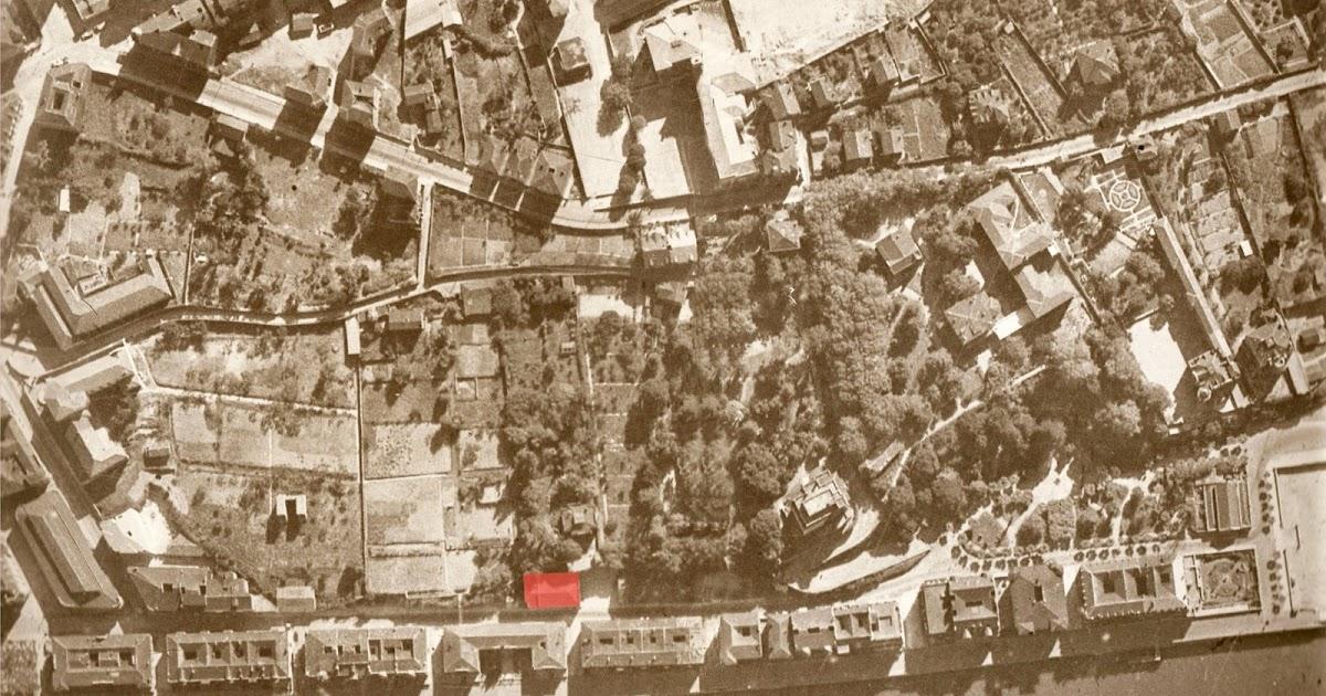 El mareometro blog vista aerea de portugalete en 1953 for El jardin portugalete