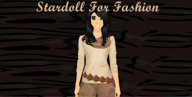 Stardoll For Fashion
