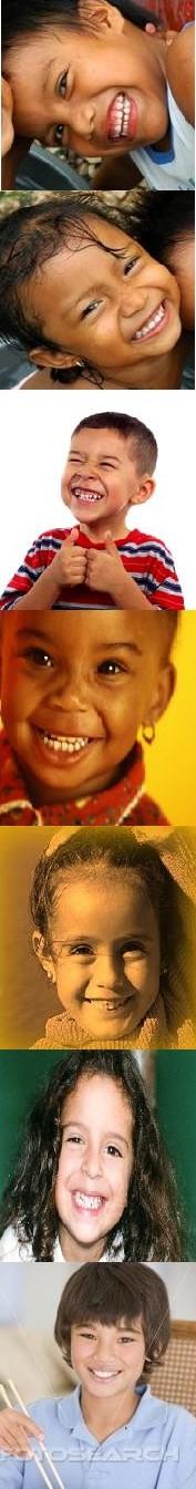 ¿Qué mejor que la sonrisa de un niño?