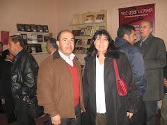 Pastor Ricardo Carrasco y hna Rut