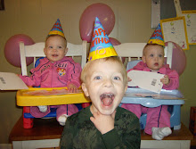 First birthday-2008